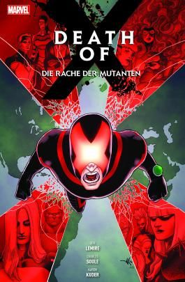 Death of X: Die Rache der Mutanten