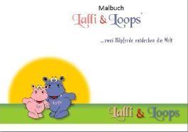 Lalli & Loops Malbuch