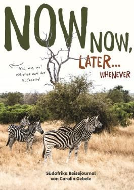 Now now, later... whenever