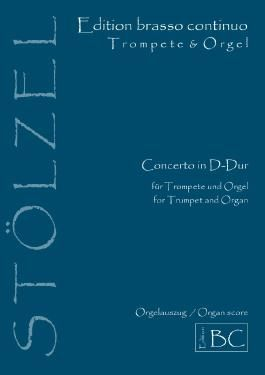 Concerto in D (Orgelauszug)