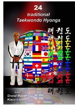 The 24-Hyong of the Traditional Taekwondo
