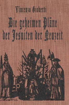 Die geheimen Pläne der Jesuiten der Neuzeit