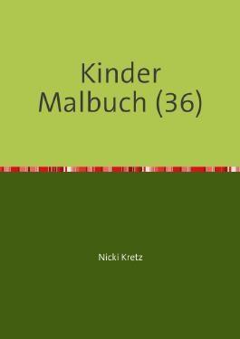 Malbuch für Kinder 36