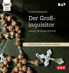 Der Großinquisitor (1 mp3-CD)