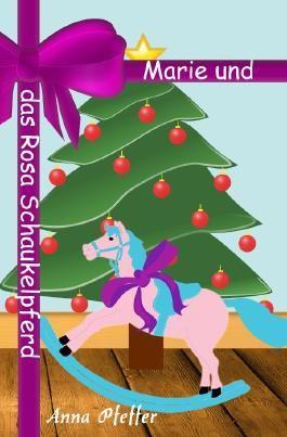 Marie und das rosa Schaukelpferd