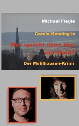 """Carola Henning in """"Wer spricht denn hier von Mord?"""""""