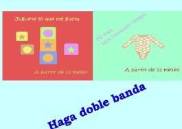 Haga doble banda - Juguetes y Ropa para los niños