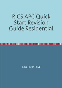 APC Quick Start Revision Guides / Quick Start APC Revision Guide -Residential