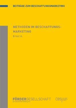 Methoden im Beschaffungsmarketing