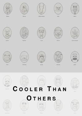 Cooler Than Others