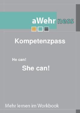 Kompetenzpass. She can!