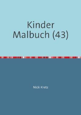 Malbuch für Kinder 43