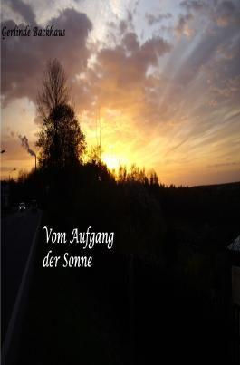 Vom Aufgang der Sonne