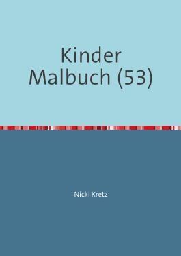 Malbuch für Kinder 53