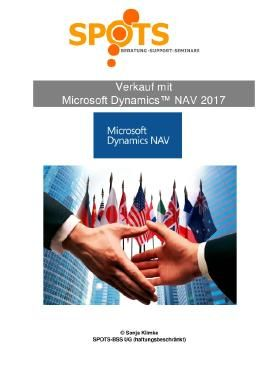 Microsoft Dynamics™ NAV2017 / Verkauf mit Microsoft Dynamics™ NAV2017/Bd. 4
