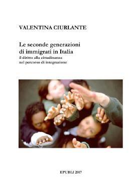 Le seconde generazioni di immigrati in Italia