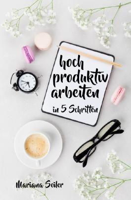 Mariana Seiler Buchreihe / Produktivität: 5 SCHRITTE ZU UNGEWÖHNLICH HOHER PRODUKTIVITÄT MIT DEM RICHTIGEN SELBSTMANAGEMENT! In 5 Schritten hoch produktiv arbeiten! (Produktivität steigern im Beruf)
