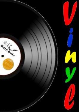 Vinyl - Meine Schallplattensammlung - Sammelbuch/Notizbuch für LP- und Single-Schallplatten