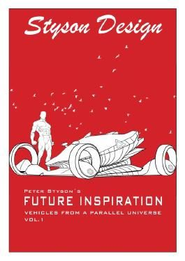 Future Inspiration, Vehicles from a parallel universe / Future Inspiration