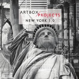 ARTBOX.PROJECT New York 1.0 Daniel Garbade