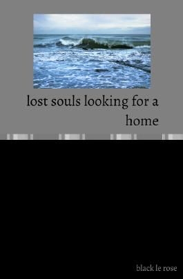 lost souls looking for a home