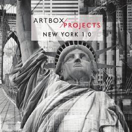 ARTBOX.PROJECT New York 1.0 Chris Calvet (克里斯 卡尔维)