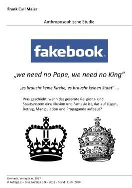 Fakebook - we need no pope, we need no king