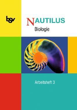 Nautilus Biologie Arbeitsheft 3