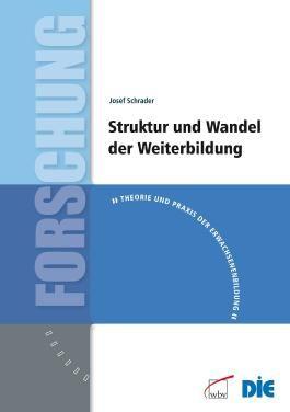 Struktur und Wandel der Weiterbildung