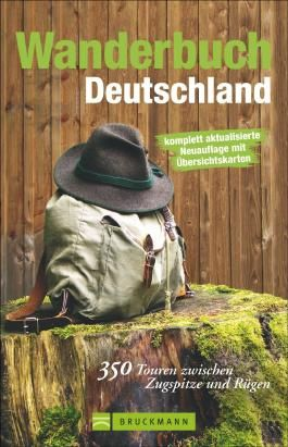 Wanderbuch Deutschland