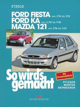 Ford Fiesta von 1/96 bis 9/08