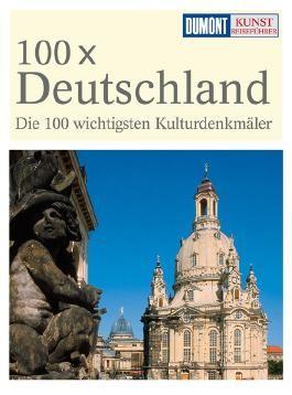 DuMont Kunst-Reiseführer 100x Deutschland
