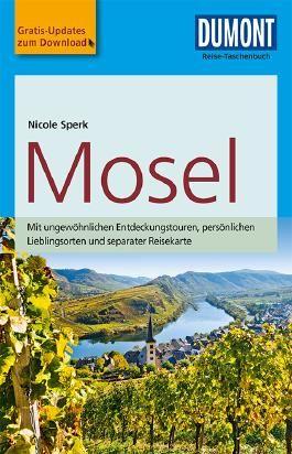 DuMont Reise-Taschenbuch Reiseführer Mosel