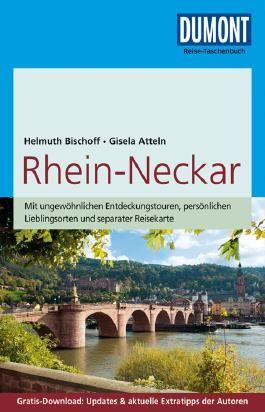 DuMont Reise-Taschenbuch Reiseführer Rhein-Neckar