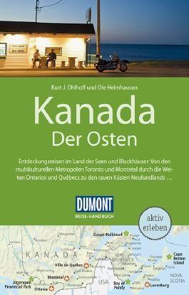 DuMont Reise-Handbuch Reiseführer Kanada, Der Osten