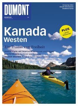 DuMont BILDATLAS Kanada Westen