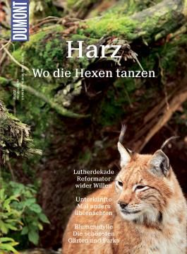 DuMont BILDATLAS Harz: Wo die Hexen tanzen (DuMont BILDATLAS E-Book)