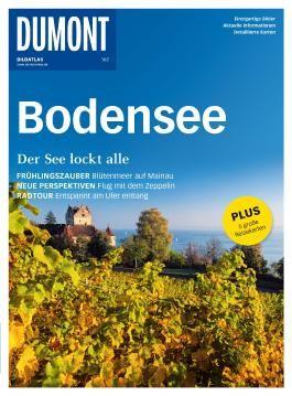 DuMont BILDATLAS Bodensee, Oberschwaben: Der See lockt alle (DuMont BILDATLAS E-Book)