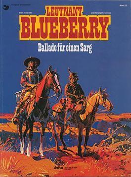 Blueberry 15 Ballade für einen Sarg