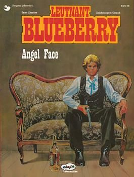 Blueberry 18 Angel Face
