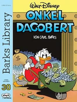 Barks Library Special Onkel Dagobert 30