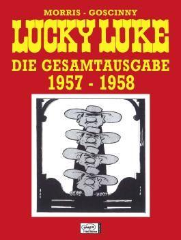 Lucky Luke, Gesamtausgabe 1957-1958
