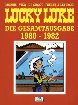 Lucky Luke, Die Gesamtausgabe, 1980-1982