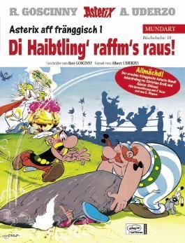 Asterix Mundart Fränkisch I