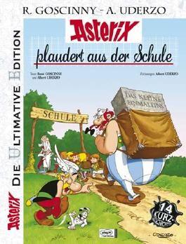Asterix plaudert aus der Schule