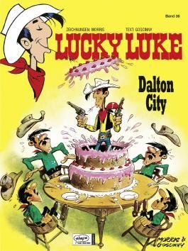 Lucky Luke 36