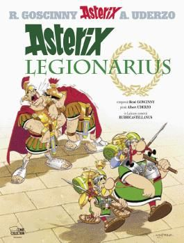 Asterix latein 13