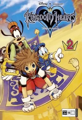 Kingdom Hearts 02