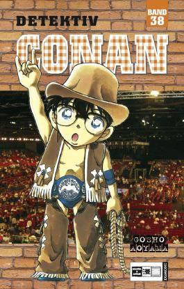 Detektiv Conan 38