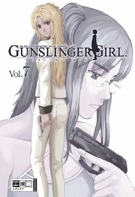 Gunslinger Girl 07